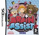 Brain Assist (Nintendo DS, 2008) - European Version