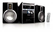 Philips Kompakt-Stereoanlagen mit Audiokassetten