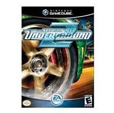 Jeux vidéo manuels inclus pour Course et Nintendo GameCube