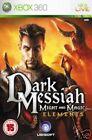 Dark Messiah of Might and Magic: Elements (Microsoft Xbox 360, 2008)