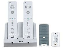 Nyko Nintendo Wii Controller Video Game Chargers & Docks