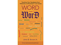Word-for-Word-James-E-Snyder-Paperback-2009