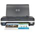 Printer: HP OfficeJet H470 Mobile Inkjet Printer Color Printer, Digital Photo Printer, Inkjet Print...