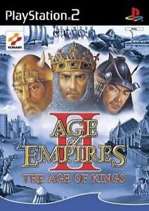 Age of Empires II The Age of Kings Sony PlayStation 2 2001  European - <span itemprop='availableAtOrFrom'>London, United Kingdom</span> - Age of Empires II The Age of Kings Sony PlayStation 2 2001  European - London, United Kingdom