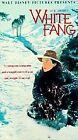 White Fang (VHS, 1991)