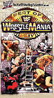 WWF - Best of Wrestlemania I - XIV (VHS, 1998)