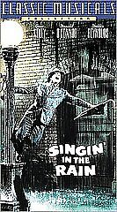 Singin-039-in-the-Rain-VHS-1951-G-Color-Gene-Kelly-Debbie-Reynolds-Donald-O-039-Connor