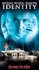 Identity (VHS, 2003, Spanish Subtitled)