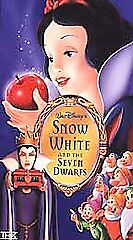Snow-White-and-the-Seven-Dwarfs-VHS-2001-Clam-Shell-Special-Edition-VHS-2001