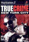 True Crime: New York City (Sony PlayStation 2, 2005)