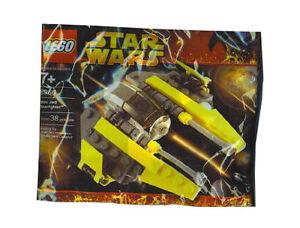 Lego Star Wars Mini Jedi Starfighter Sealed Promo Promo Promo 0ca6aa