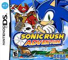 Sonic Rush Adventure Video Games