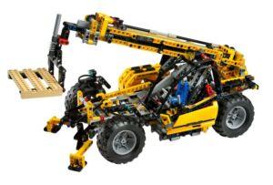 Lego Technic Tele-loader (8295) Nouveau!   Jamais ouvert dans l'emballage d'origine