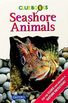 Seashore Animals (Clue Books), Denslow, Joan, Allen, Gwen, Very Good Book