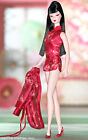 Chinoiserie Red Moon 2004 Barbie Doll