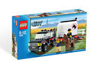 LEGO City 4WD with Horse Trailer (7635)