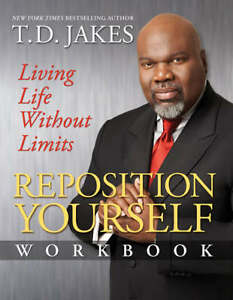 Reposition-Yourself-Workbook-Living-Life-Without-Limits-Jakes-T-D-Very-Good