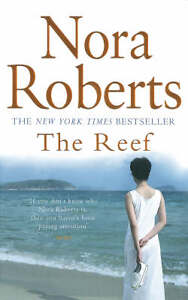 Nora-Roberts-The-Reef-Book