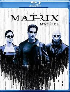 The-Matrix-Blu-ray-Bilingual-Matrice-Great-movie-Brand-New-Sealed