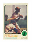 Topps Baseball Cards 1973 Season