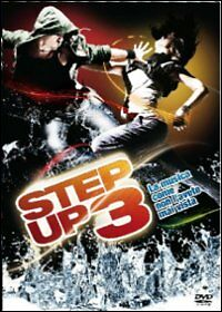 Step Up 3 (2010) DVD ex rental