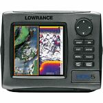 Lowrance HDS-5 Baja Automotive GPS Receiver