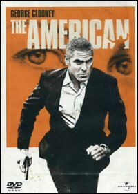 The-American-Dvd-Nuovo-Sigillato-Con-George-Clooney