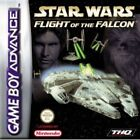 Star Wars Flight of the Falcon (Nintendo Game Boy Advance, 2003) - US Version