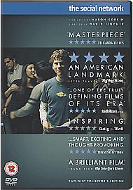 The Social Network DVD 2011D0383 - Paisley, United Kingdom - The Social Network DVD 2011D0383 - Paisley, United Kingdom