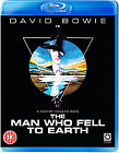 The Man Who Fell To Earth (Blu-ray, 2011)