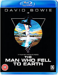 The Man Who Fell To Earth (Special Edition) [Blu-ray] New UNSEALED
