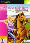 Barbie Horse Adventures: Wild Horse Rescue (Xbox, 2003)