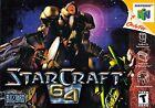 StarCraft 64 (Nintendo 64, 2000)
