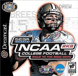 NCAA College Football 2K2: Road to the R...
