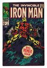 Iron Man #1 (May 1968, Marvel)