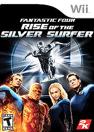 Fantastic 4: Rise of the Silver Surfer  ...