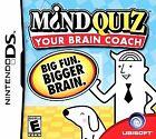 Mind Quiz: Your Brain Coach (Nintendo DS, 2007)