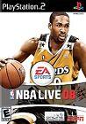 NBA Live 08 (Sony PlayStation 2, 2007) - European Version