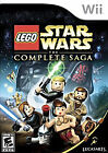 LEGO Star Wars: The Complete Saga Nintendo Wii Video Games