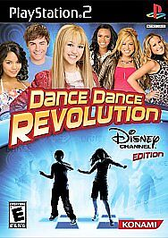 Dance-Dance-Revolution-Disney-Channel-Edition-game-only-Sony-PlayStation