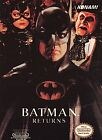 Batman Returns (Nintendo Entertainment System, 1993)