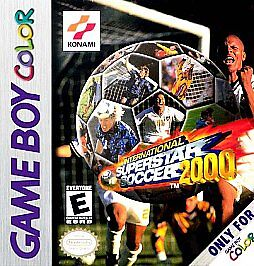 international superstar soccer 2000 nintendo game boy color 2000