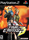 Time Crisis 3 (Sony PlayStation 2, 2003)