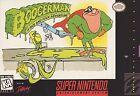 Boogerman: A Pick and Flick Adventure (Super Nintendo Entertainment System, 1995)