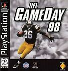 NFL GameDay 98  (Sony PlayStation 1, 1997) (1997)