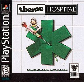Theme-Hospital-COMPLETE-WORKS-Sony-Playstation-PS1