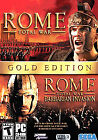 Rome: Total War -- Gold Edition (PC, 2006)