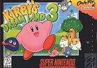 Kirby Super Star Nintendo SNES Video Games