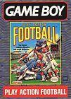 Play Action Football (Nintendo Game Boy)
