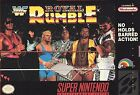 WWF Royal Rumble Nintendo NES Video Games